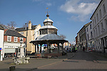 Market Cross, North Walsham, Norfolk, England. North Walsham is a small market town in north Norfolk