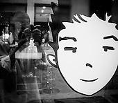 Self-portrait, New York City