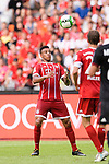 Bayern Munich Midfielder Corentin Tolisso in action during the 2017 International Champions Cup China match between FC Bayern and AC Milan at Universiade Sports Centre Stadium on July 22, 2017 in Shenzhen, China. Photo by Marcio Rodrigo Machado/Power Sport Images
