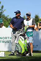 Phil Mickelson (USA)) during the third round of the Northern Trust played at Liberty National Golf Club, Jersey City, New Jersey, USA. 10/08/2019<br /> Picture: Golffile | Phil Inglis<br /> <br /> All photo usage must carry mandatory copyright credit (© Golffile | Phil Inglis)