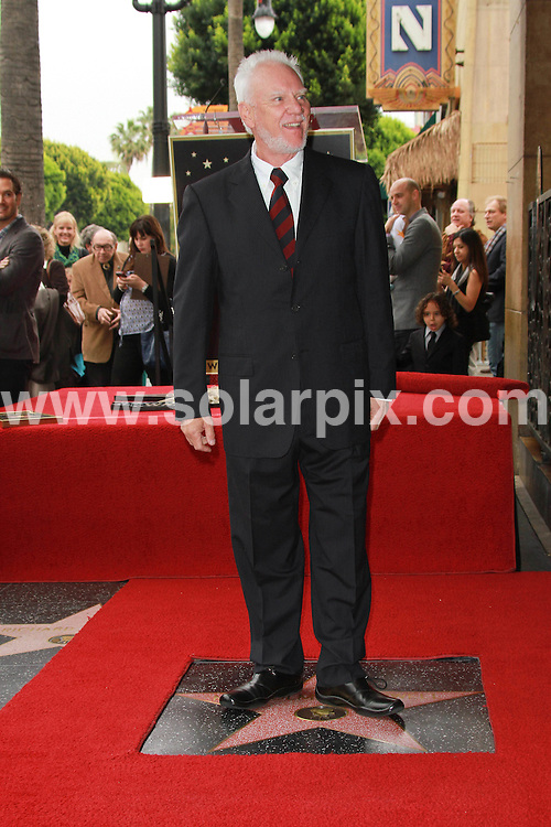 **ALL ROUND PICTURES FROM SOLARPIX.COM**                                             **SYNDICATION RIGHTS FOR UK, AUSTRALIA, DENMARK, PORTUGAL, S. AFRICA, SPAIN & DUBAI (U.A.E) & ASIA (EXCLUDING JAPAN) ONLY**                                                                                  Malcolm McDowell Honoured with a Star on the Hollywood Walk of Fame on March 16, 2012, Hollywood, CA, USA.                                                                     This pic:    Malcolm McDowell                                                                                          JOB REF:    14576    PHZ Evans       DATE:  17.03.12                                                          **MUST CREDIT SOLARPIX.COM OR DOUBLE FEE WILL BE CHARGED**                                                                      **MUST AGREE FEE BEFORE ONLINE USAGE**                               **CALL US ON: +34 952 811 768 or LOW RATE FROM UK 0844 617 7637**