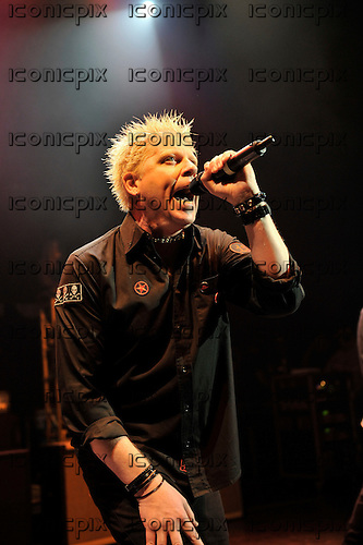 THE OFFSPRING - vocalist Dexter Holland performing live at the Empire Shepherds Bush in London UK - 06 Jun 2012.  Photo credit: Zaine Lewis/IconicPix