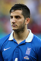 Konstantinos Manolas of Greece
