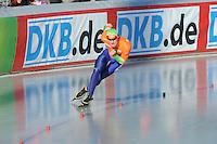 SCHAATSEN: BOEDAPEST: Essent ISU European Championships, 07-01-2012, 500m Men, Sven Kramer NED, ©foto Martin de Jong