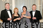 St. Michael's College Valentine's Ball : Attending the St Michaels College Ball on Saturday night last which was held at The Listowel Arms Hotel were John & Mary Hennessy & Margaret & Denis Kennelly from Rathea.