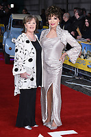 "Pauline Collins and Dame Joan Collins<br /> arrives for the premiere of ""The Time of Their Lives"" at the Curzon Mayfair, London.<br /> <br /> <br /> ©Ash Knotek  D3239  08/03/2017"