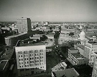 1960 October 17..Redevelopment.Downtown North (R-8)..Downtown Progress..North View from VNB Building..HAYCOX PHOTORAMIC INC..NEG# C-60-5-43.NRHA#..