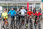 Killarney Cycling Club spin in the memory of Ed Duggan last Sunday morning. Pictured l-r Aidan Cronin, Sean Hickey, Jamie Moynihan, Milo Donaldson, David Butler and Adam Murphy.