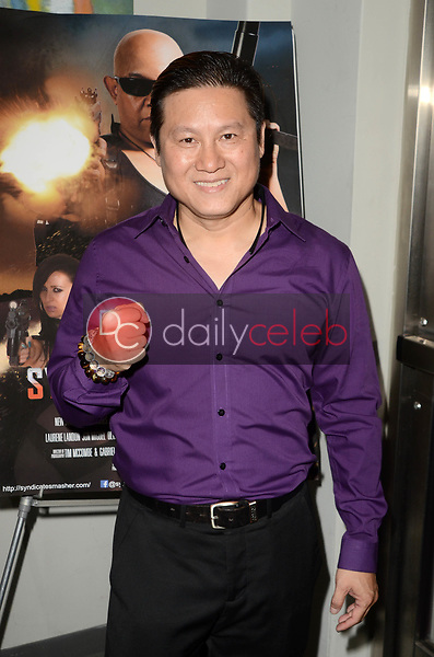 Benny Tjandra<br /> at the &quot;Syndicate Smasher&quot; Special Screening, Art Theater, Long Beach, CA 06-25-17<br /> David Edwards/DailyCeleb.com 818-249-4998