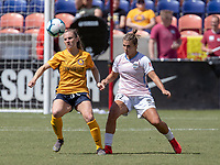 Sandy, UT - Saturday May 11, 2019: Utah Royals FC vs Houston Dash at Rio Tinto Stadium.
