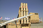 Israel's anti-missile air defenses