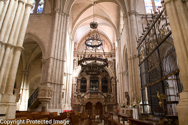 El Burgo de Osma Cathedral, Spain