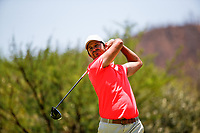 Adrian Otaegui (ESP) during the final round of the Nedbank Golf Challenge hosted by Gary Player,  Gary Player country Club, Sun City, Rustenburg, South Africa. 11/11/2018 <br /> Picture: Golffile | Tyrone Winfield<br /> <br /> <br /> All photo usage must carry mandatory copyright credit (&copy; Golffile | Tyrone Winfield)