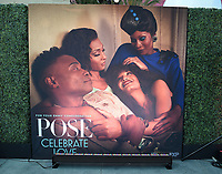 "WEST HOLLYWOOD - AUGUST 9: Atmosphere at the red carpet event and Q&A for FX's ""Pose"" at Pacific Design Center on August 09, 2019 in West Hollywood, California. (Photo by Frank Micelotta/20th Century Fox Television/PictureGroup)"