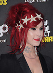 Kat Von D at the 2010 NewNowNext Awards held at The Edison in Los Angeles, California on June 08,2010                                                                               © 2010 Debbie VanStory / Hollywood Press Agency
