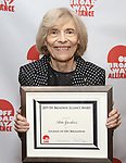 Rita Gardner attends the 2019 Off Broadway Alliance Awards Reception at Sardi's on June 18, 2019 in New York City.