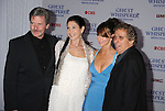 "WEST HOLLYWOOD, CA. - March 01: Creator David Gray, Producer Kim Moses, actress Jennifer Love Hewitt, Producer Ian Sander arrive to the ""Ghost Whisperer"" 100th Episode Celebration at XIV on March 1, 2010 in West Hollywood, California."