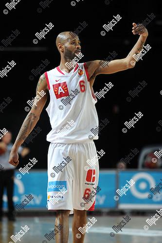2011-05-19 / Basketbal / seizoen 2010-2011 / Antwerp Giants - BC Oostende / Ralph Biggs..Foto: Mpics