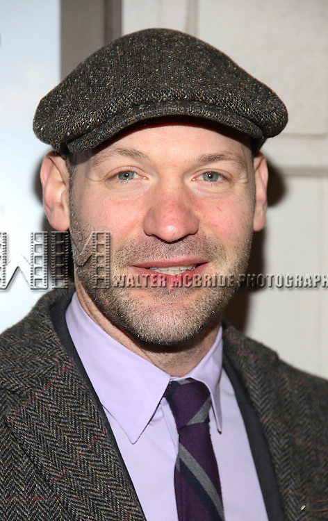 Corey Stoll attend the Manhattan Theatre Club's Broadway debut of August Wilson's 'Jitney' at the Samuel J. Friedman Theatre on January 19, 2017 in New York City.