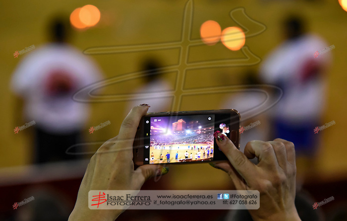 Feria de Julio de Valencia.<br /> Desencajonada.<br /> Encuentro Internacional de Tauromaquias Populares.<br /> <br /> 19 de julio de 2017.<br /> <br /> Coso de la Calle Xativa.<br /> Valencia, Valencia - Espa&ntilde;a.
