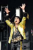 JUN 09 The Strurs performing at Download Festival