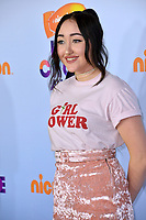 Singer Noah Cyrus at the Nickelodeon 2017 Kids' Choice Awards at the USC's Galen Centre, Los Angeles, USA 11 March  2017<br /> Picture: Paul Smith/Featureflash/SilverHub 0208 004 5359 sales@silverhubmedia.com