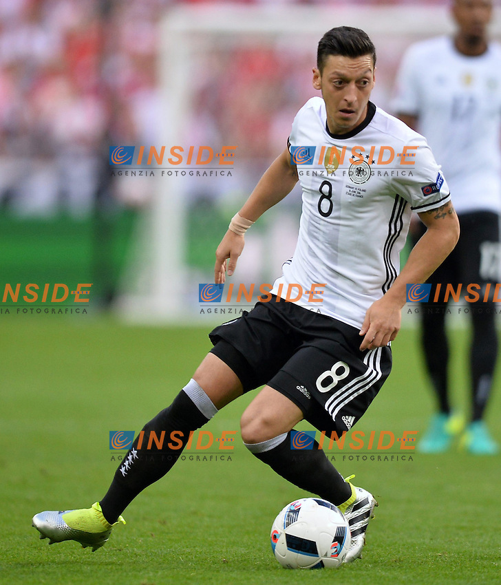 Mezut Ozil (ger) <br /> Paris 16-06-2016 Stade de France Football Euro2016 Germany - Poland / Germania - Polonia Group Stage Group C. Foto Anthony Bibard / Panoramic / Insidefoto