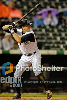 7 September 2006: Troy Tulowitzki, infielder for the Colorado Rockies, in action against the Washington Nationals. The Rockies defeated the Nationals 10-5 in a rain-delayed game at Coors Field in Denver, Colorado. ..Mandatory Photo Credit: Ed Wolfstein..