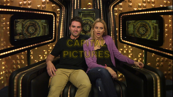 George Gilbey, Stephanie Pratt<br /> in Celebrity Big Brother - Summer 2014 (Day 13)<br /> *Editorial Use Only*<br /> CAP/NFS<br /> Image supplied by Capital Pictures