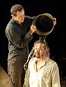 Paul,a new playu by Howard Brenton. With Adam Godley as Paul ,Colin Tierney as Barnabus. Opens at the Cottesloe Theatre on 9/11/05. CREDIT Geraint Lewis