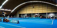 Alphen aan den Rijn, The Netherlands, 25 Januari 2019, ABNAMRO World Tennis Tournament, Supermatch, Final,  Ryan Nijboer (NED) vs Jesper de Jong (NED) (R)<br /> <br /> Photo: www.tennisimages.com/Henk Koster
