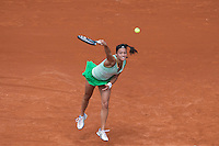 ALIZE LIM (FRA)<br /> <br /> Tennis - French Open 2014 -  Toland Garros - Paris -  ATP-WTA - ITF - 2014  - France -  25 May 2014. <br /> <br /> &copy; AMN IMAGES