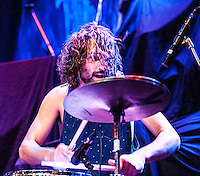 American Sharks opens for Gwar at the House of Blues in New Orleans, LA on October 24, 2014.