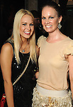 Kendra and Beth Muecke at the Dancing with the Houston Stars, a benefit for Houston Ballet, at the home of Becca and John Thrash Tuesday May 10,2011.(Dave Rossman/For the Chronicle)
