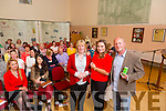 Guest speakers Melanie Harty, Norah Casey and John Thornton At the  Listowel Food Fair Business Seminar in the Seanchai Centre on Friday