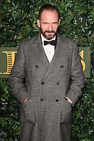 Ralph Fiennes<br /> at the Evening Standard Theatre Awards 2016, Old Vic Theatre, London.<br /> <br /> <br /> ©Ash Knotek  D3197  13/11/2016