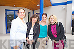 Attending the official opening of the LIstowel Family Rescource Centre was l-r: Patricia Dowling(NEKK), Sharon Browne(KES), Carmel Walsh(KCT) and Mary Stack(NEKD), pictured here last Monday afternoon in Listowel.