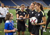 USWNT Training, September 16, 2015