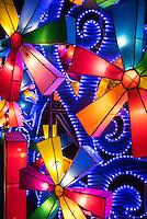 Chinese Lantern festival, Philadelphia, Pennsylvania, USA.