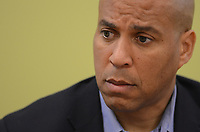 Booker Visits South Jersey Medical To Speak Healthcare