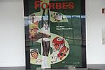 Presentacion de la edicion española de la revista forbes..Presentatiopn of the Spanish edition of forbes maagazine