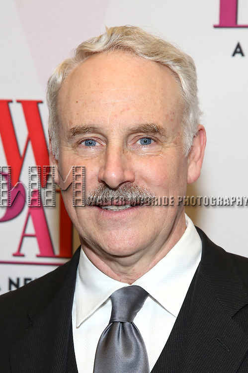John Dossett attends the Broadway opening night after party for 'War Paint' at Gotham Hall on April 6, 2017 in New York City