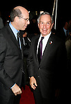 Mayor Michael Bloomberg and .Matthew Blank (CEO Showtime). Attending the Showtime & Broadway Cares Equity Fights Aids Benefit Screening of LIZA WITH A Z at the Ziegfeld Theatre in New York City..Liza Minnelli celebrated her 60th Birthday with the Restoration of the 1972 classic television Concert event directed by Bob Fosse. After the screening MAC VIVA GLAM presented a check for $25,000..March 13, 2006.© Walter McBride /