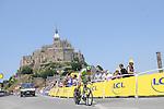 Stage 11 Avranches - Mont Saint Michel