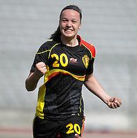 2014.04.07 U19 Czech Republic - Belgium