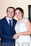 Bernie O'Sullivan, Graigue, Blackwater, Killarney daughter of Donie and Mary and Patrick Houlihan, Glencar son of Patrick and Eileen who were married in Killarney Registry office on Thursday best man was Michael Ismet bridesmaid was Elaine Houlihan and the couple had their reception in the Castlerosse Hotel