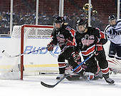 - The University of New Hampshire Wildcats defeated the Northeastern University Huskies 5-3 (EN) on Friday, January 8, 2010, at Fenway Park in Boston, Massachusetts as part of the Sun Life Frozen Fenway doubleheader.
