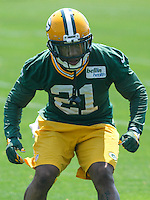 2015 May 28 Green Bay Packers OTA
