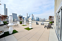 Roof Deck at 650 Park Avenue