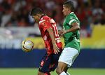 Independiente Medellin derroto 2x1 Deportivo Cali en el partido correspondiente octogonales del Torneo Clausura 2014,